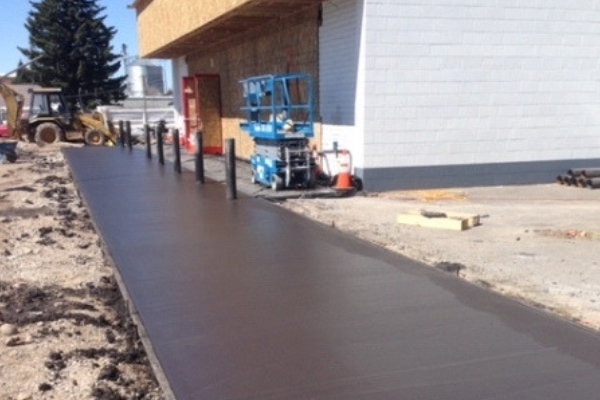 Concrete Work in Pocatello ID